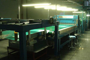 Auto PS, CTP Plate Roller Production Line